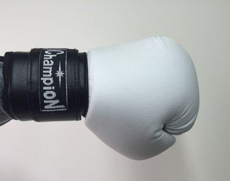Перчатки для бокса Champion 10-12 белые
